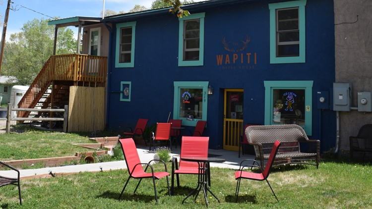 Wapiti Coffee House