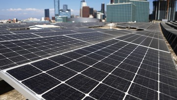 California aims to drop fossil fuels for electricity by 2045