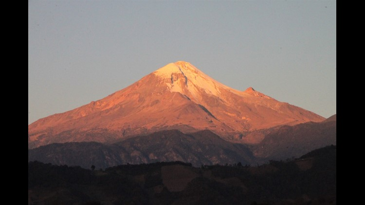 Despite being the tallest mountain in North America south of the Canadian border, Pico De Orizaba sees relatively few climbers. (Photo by Brian Biros / The Points Guy)