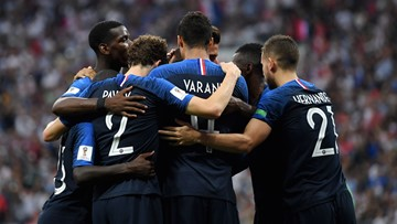 LIVE BLOG: France clinches World Cup with win over Croatia