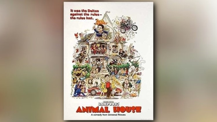 National Lampoon's 'Animal House' hit theaters on July 28, 1978.