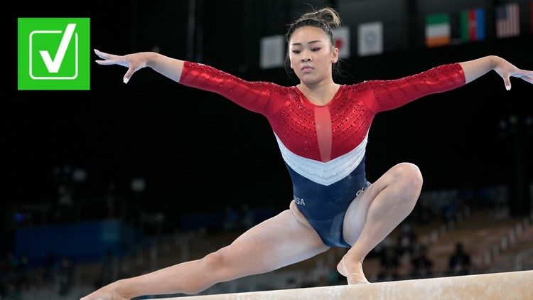 VERIFY: Yes, gymnastics changed its scoring system 15 years ago and eliminated the 'perfect 10'