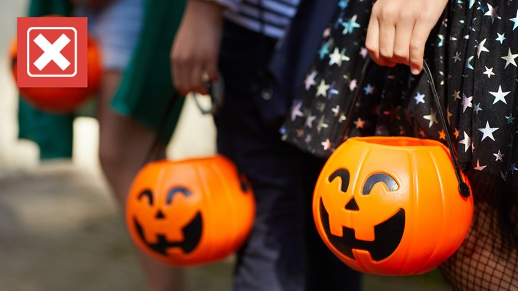 No, legitimate reports of contaminated Halloween candy are not common