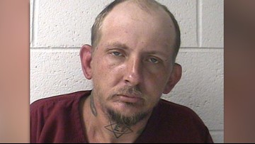 Police Arrest TN Man Named Tupac Shakur for Alleged Meth Possession & Threatening Authorities with a Knife