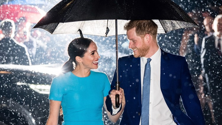 'At least we have each other': Prince Harry, Meghan open up about split from royals