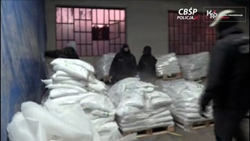 Polish Authorities Seize Cocaine Shipment from Colombia Worth Over $500 Million