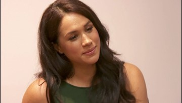 Meghan Markle On The Challenging First Year of Marriage