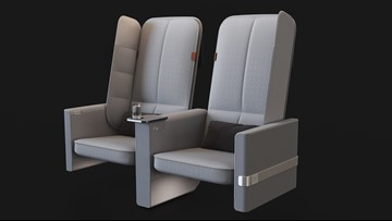 New Economy Seat Design Will Finally Let You Sleep On an Airplane