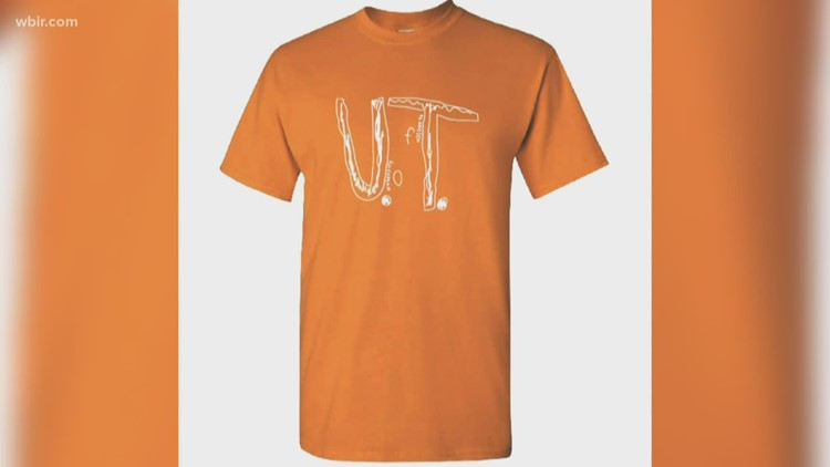 UT offers young Vol fan bullied for making own T-shirt admission, scholarship