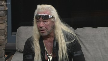 Dog the Bounty Hunter' wants viewers to see late wife's