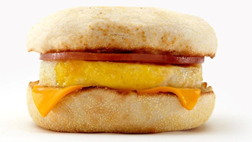 McDonald's to give away free Egg McMuffins for first-ever National Egg McMuffin Day