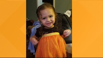 3-year-old girl found alive following Amber Alert