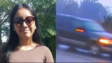Stolen SUV used to kidnap NC teen has been found; teen still missing