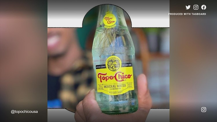 Don't freak out, but there's a Topo Chico shortage