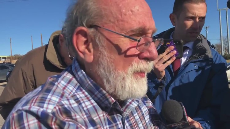 Church member on shooter: 'I don't have any hate for this person'