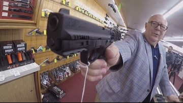 Texans turning to Virginia for concealed handgun licenses