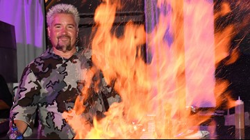 Guy Fieri to open two new restaurants in Hampton