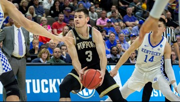 Wofford's Fletcher Magee, NCAA 3-point leader, goes 0-for-12 from deep in loss