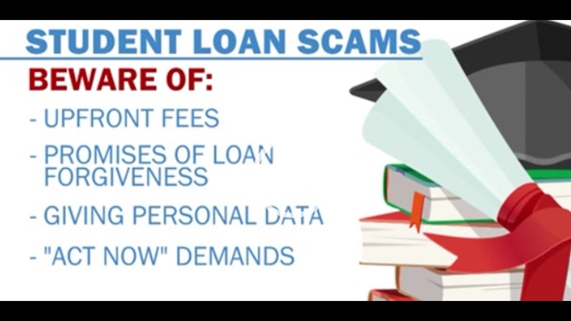 Student Loans & Repayment Options: How NOT To Get Scammed! | wusa9.com