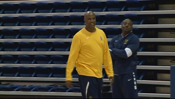 NCA&T Men's basketball coach indefinitely suspended