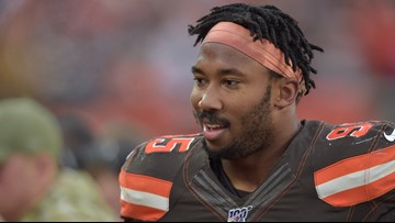 Everything to know about Myles Garrett's appeal