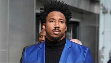 'I know what I heard': Cleveland Browns defensive end Myles Garrett issues statement after indefinite suspension upheld by NFL