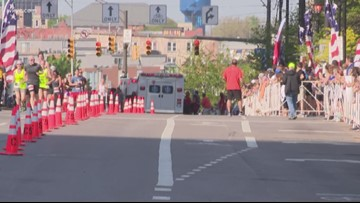 Female runner dies after collapsing during Rite Aid Cleveland Marathon