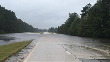 I-95 Reopens in All Directions in South Carolina