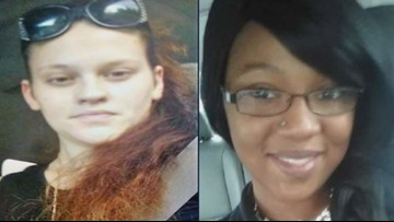 Two South Carolina mothers missing for almost a week