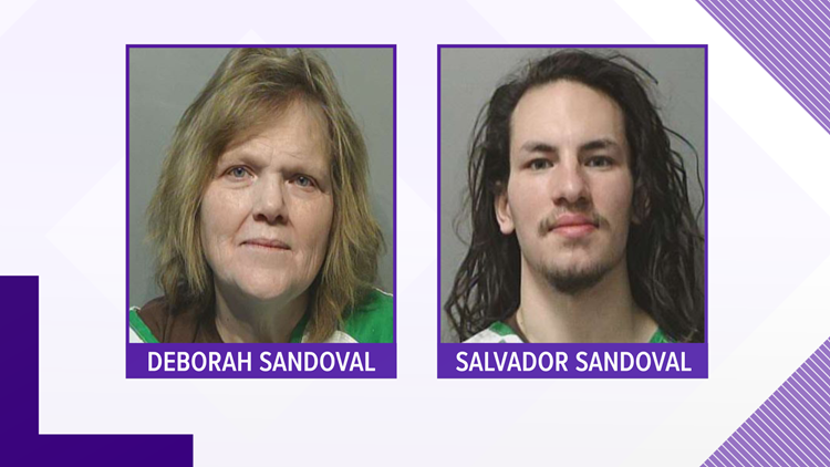 Mother and son from Iowa arrested, charged in US Capitol riot