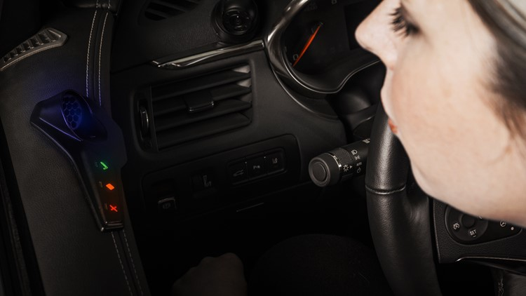 'It's helping save lives' | Vehicles will soon have built-in sensors to prevent drunk driving