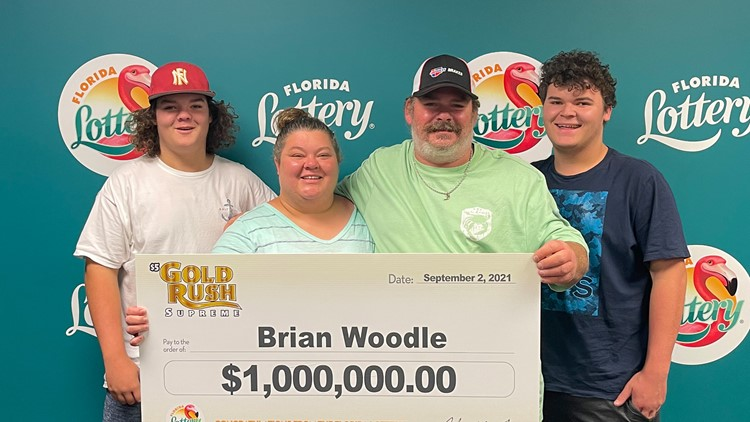 Florida man becomes $1 million richer on same day he opens auto repair shop thanks to scratch-off ticket