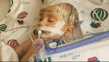 Are you a match? Baby boy in desperate need of partial liver transplant