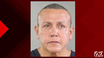 Cesar Sayoc charged in suspicious package investigation