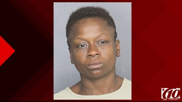 Florida woman accused of pulling knife on man after 'farting loudly'