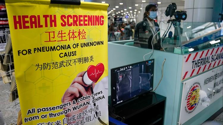 Malaysia China Outbreak