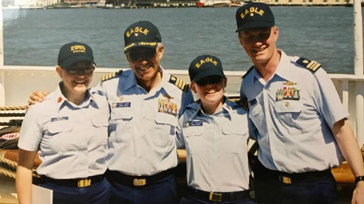 Coast Guard Commander Molly Waters