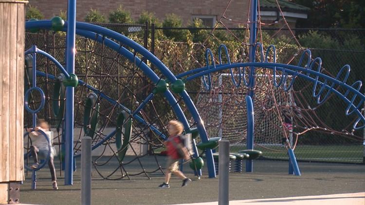 Janney Elementary playground