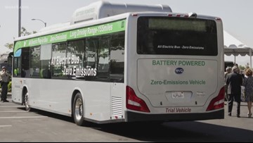 Electric buses could arrive in Virginia in time for Amazon HQ2