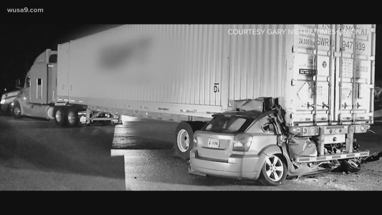 Accident victim's family wins $42M from trucking company