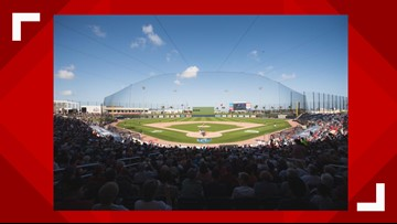 Spring Training is expensive, really expensive