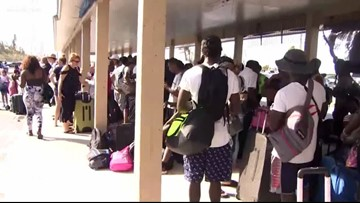Bahamians denied access to US after Hurricane Dorian