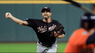 Wise | The key to the Nationals World Series Game 7 win? Max Scherzer