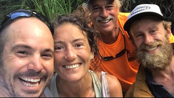 Missing hiker found in Maui after being lost for 2 weeks