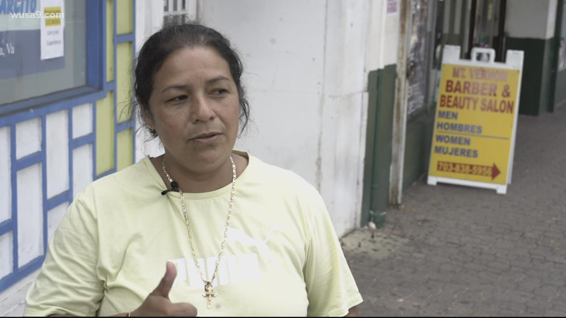 Amazon effect: Immigrant community in Alexandria worried about rising cost of living