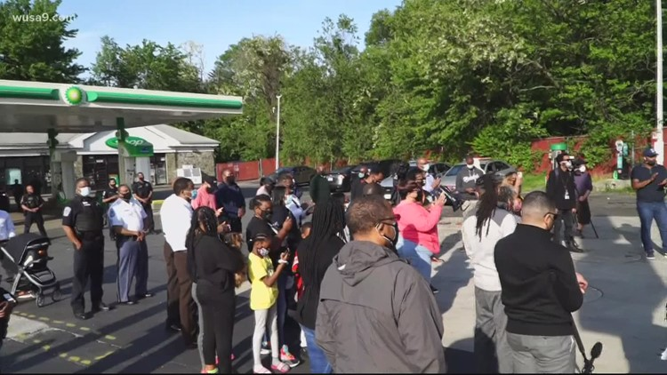 After Capitol Heights shootings, neighbors call for change