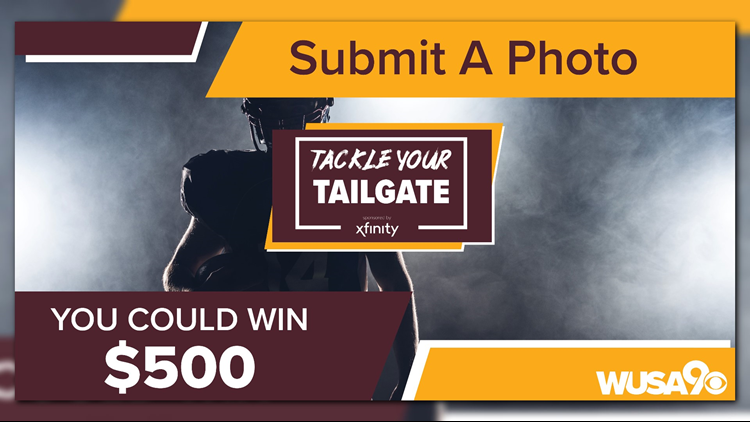 Enter to win $500 for your tailgate party