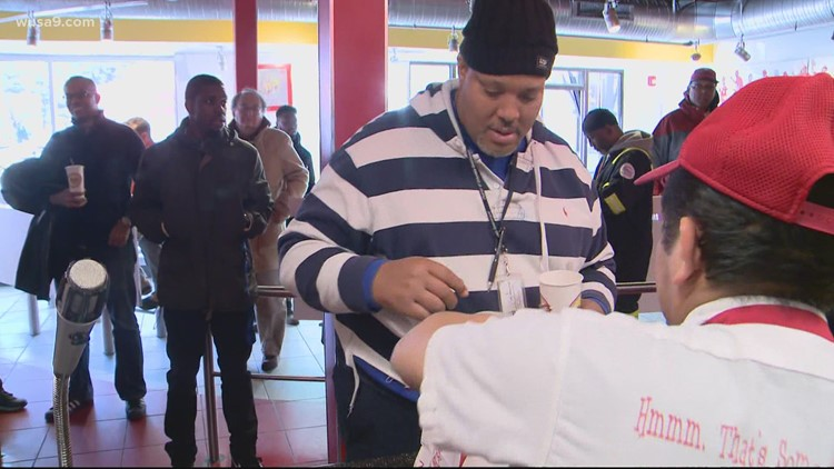 Z-Burger offering free fries to anyone with a COVID-19 vaccine card | It's A DC Thing