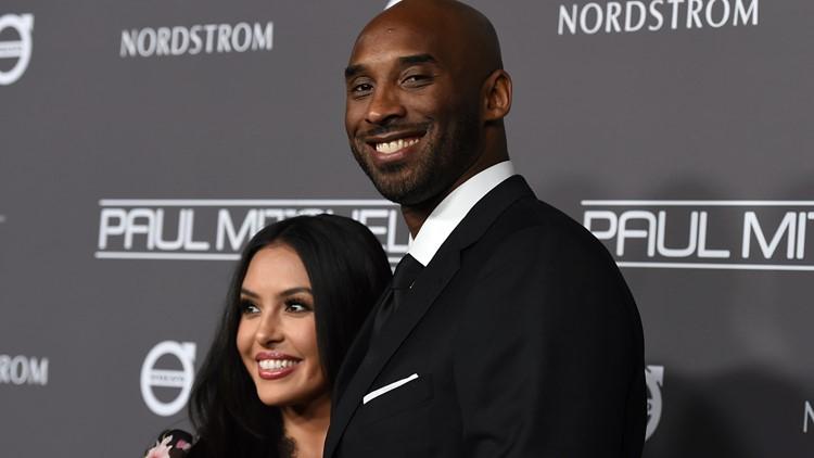 Kobe and Vanessa