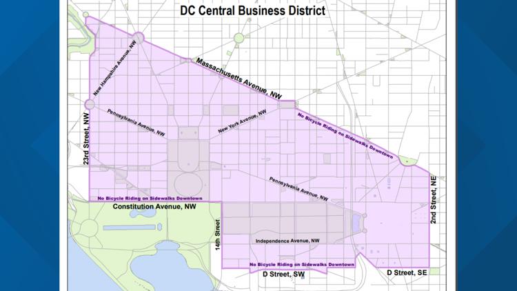 DC Central Business District